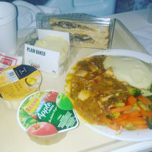 Food! #hospitalfood