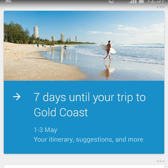Google now is staking me :)