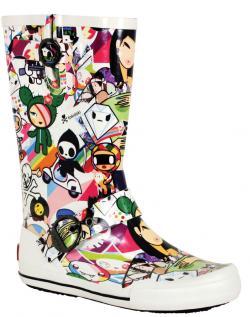 Tokidoki Rain Boots