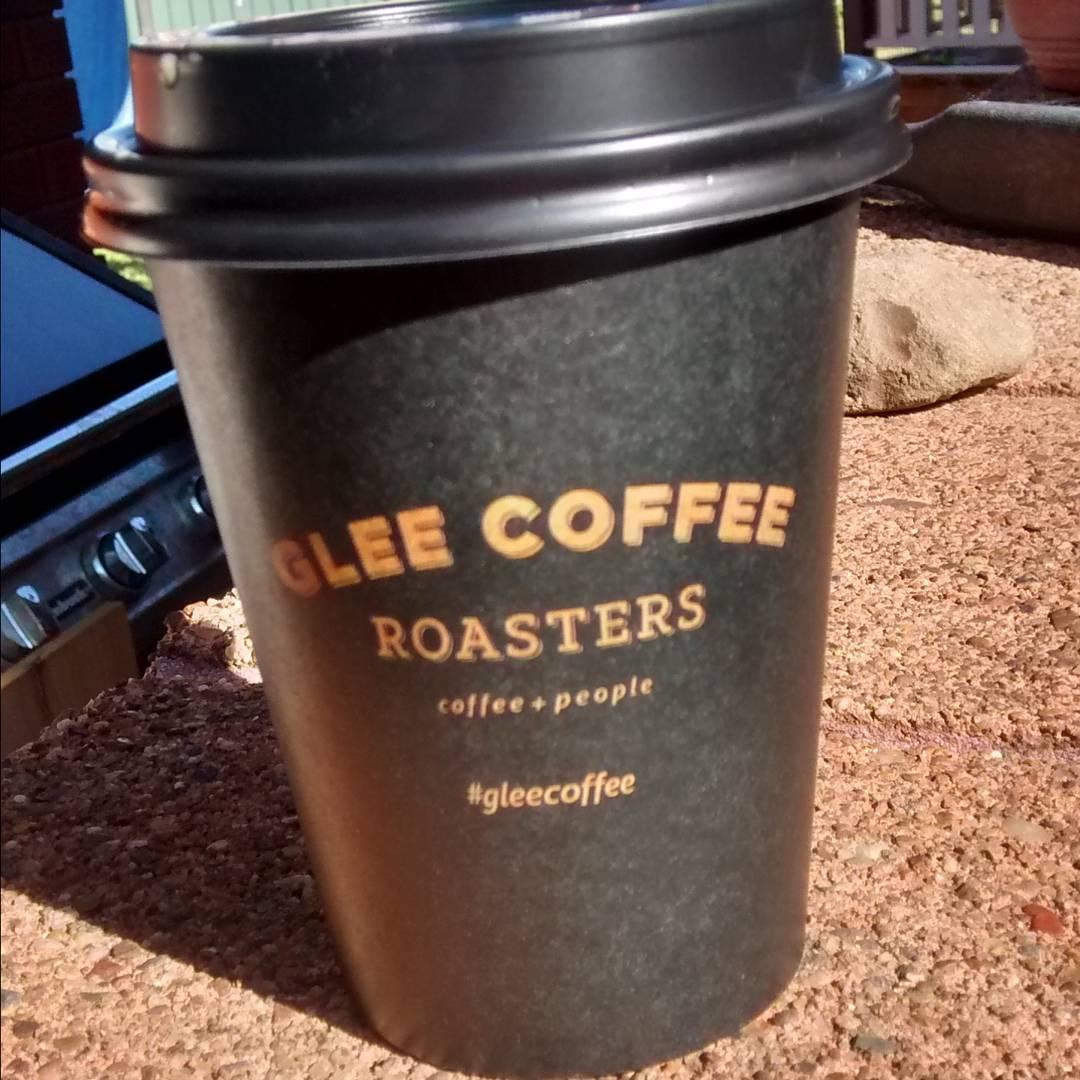 New cup design gleecoffee
