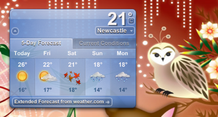 newcastlelongweekendweather