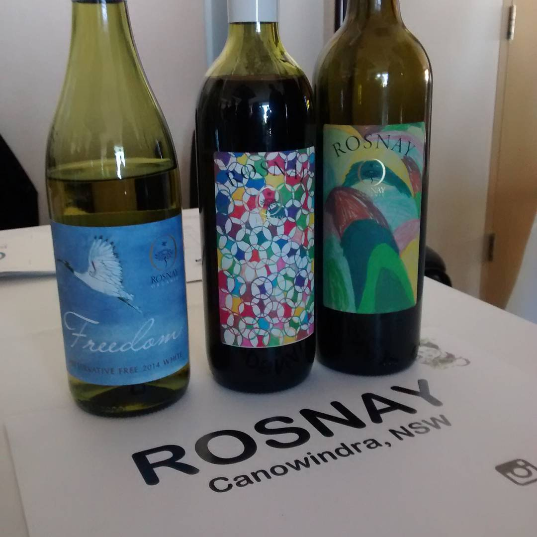 Yummy reds and whites from NSW gofortheo wiyg2015