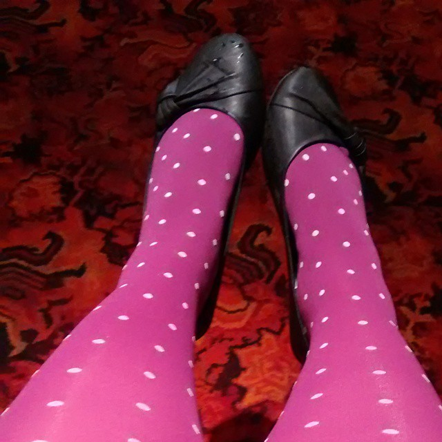 Tights from @citychiconline shoes from @targetaustralia