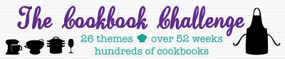 The Cookbook Challenge 2011