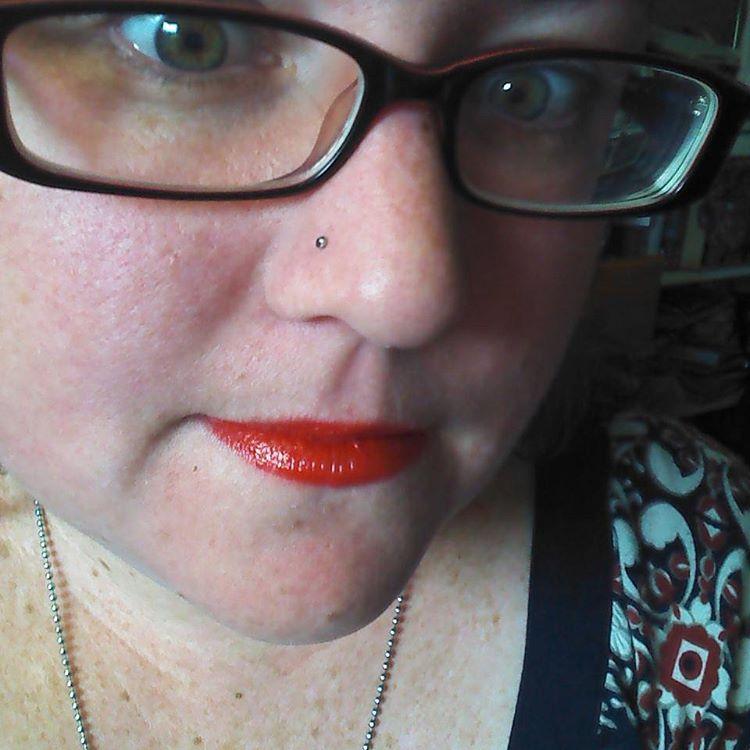 Red! liptember liptember