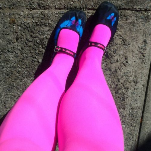 Brights!!! pink welovecolors rainbowsnfairies