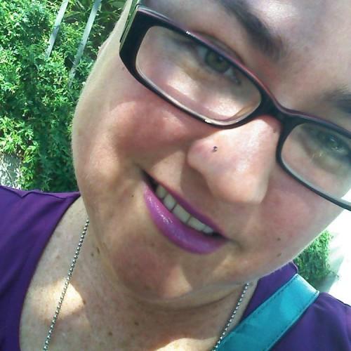 Purple for #liptember sponsor me here: https://www.liptember.com.au/fiona-moore @liptember #femme