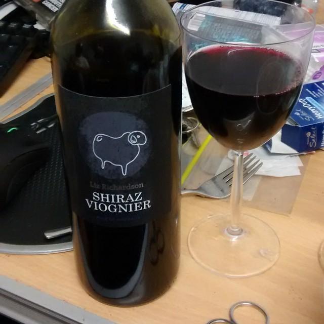 Baaaaa #wine