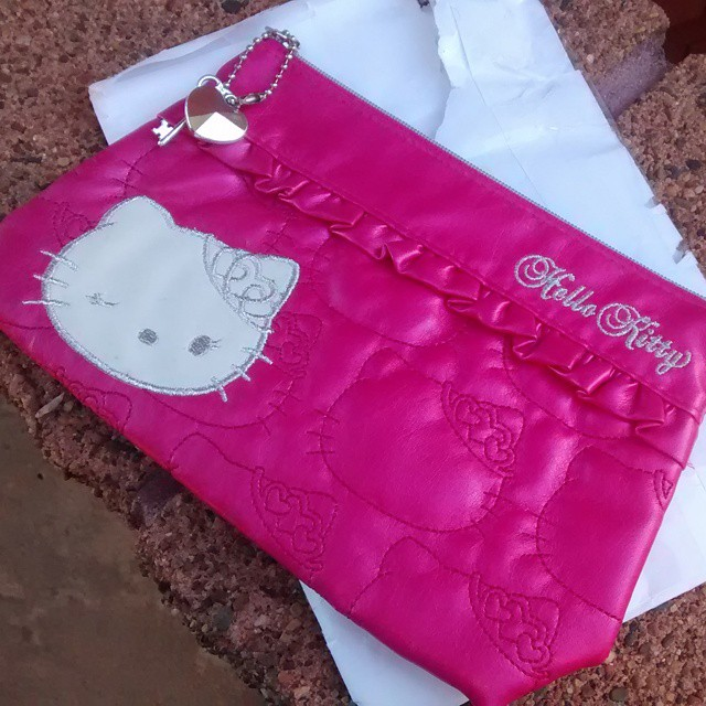 Thanks Ann!! #hellokitty