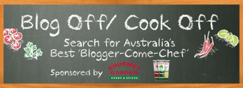 Blog Off Cook Off