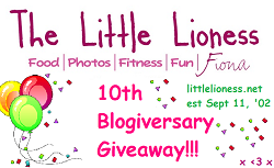 Fiona's MEGA GIVEAWAY