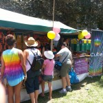 canberra stall at fairday