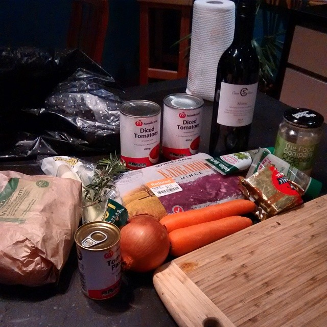 Bolognese night!