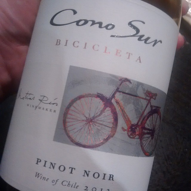 #pinotnoir from #chile.