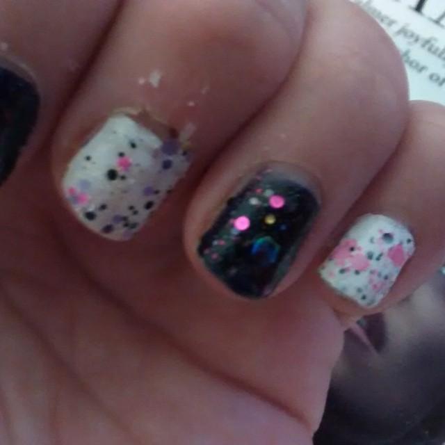 Sparkle! #nails