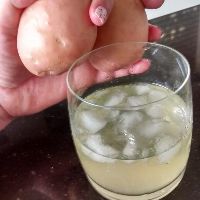Small potatoes!