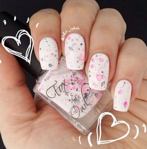 MMM cupcakes nail polsih