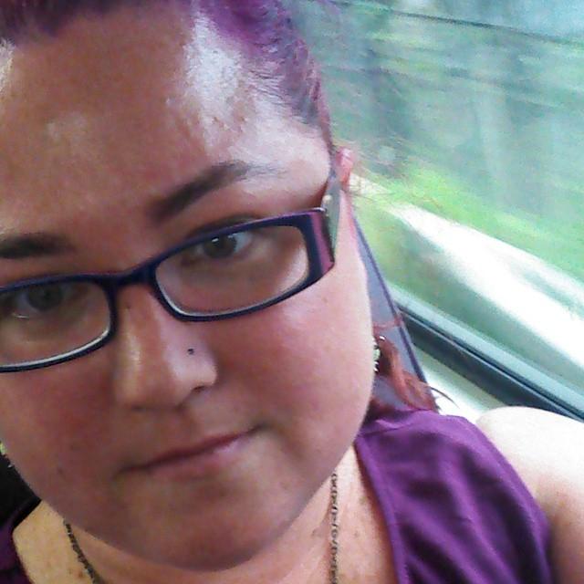 On da purple train