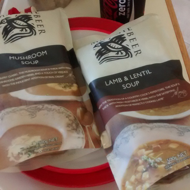 New Maggie Beer soups to try! #winter #gifted