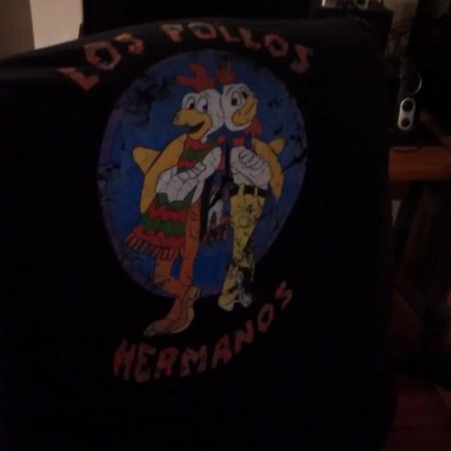 Los Pollos Hermanos Tshirt opshop