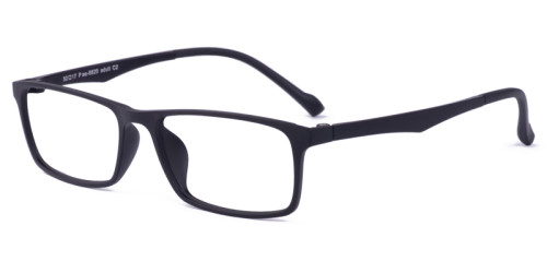unisex black glasses