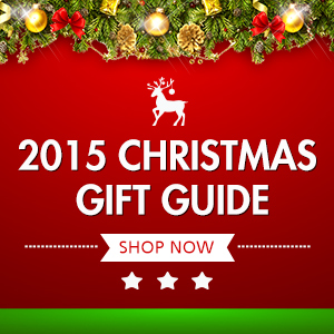 2015 Christmas Gift Guide - CrazySales.com.au