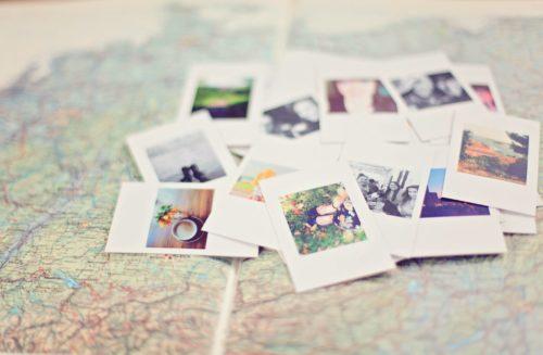 photos polaroids
