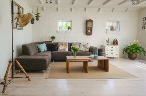 living room couch interior