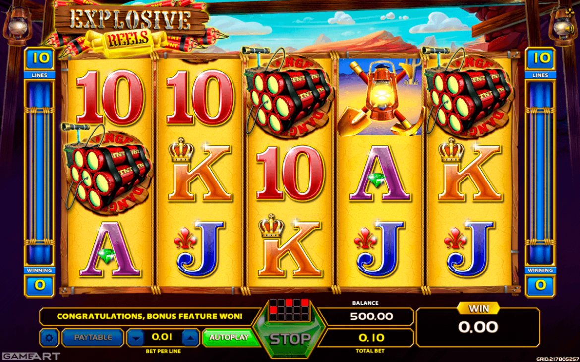 What Makes Playing Winclub88 Game Slot Online So Interesting? ~  littlelioness